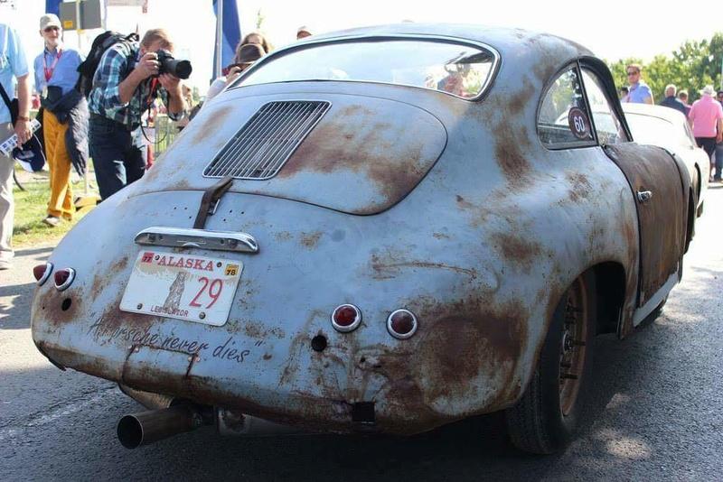 Photos de Porsche à restaurer - Page 5 13517410