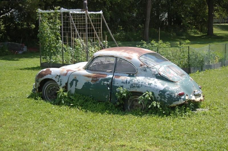Photos de Porsche à restaurer - Page 5 13971810