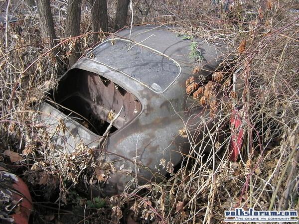 Photos de Porsche à restaurer - Page 6 14495213
