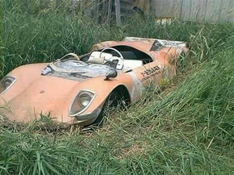 Photos de Porsche à restaurer - Page 5 15872010