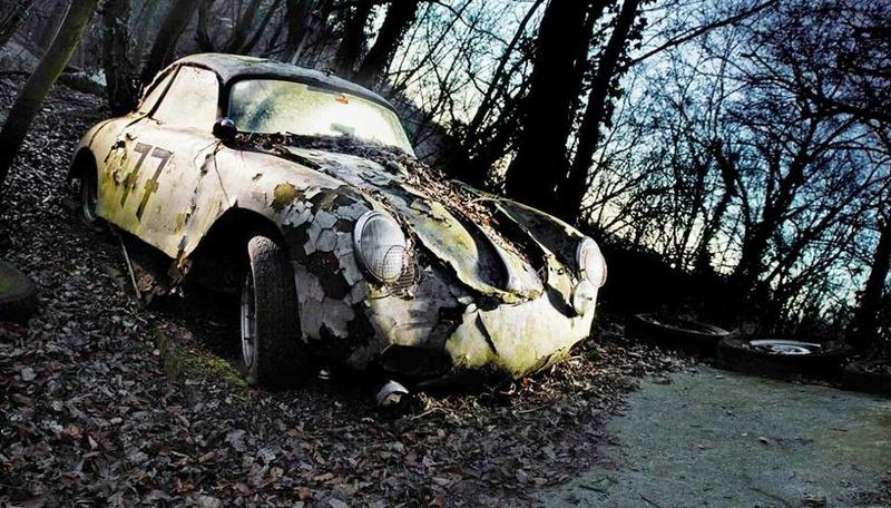 Photos de Porsche à restaurer - Page 5 15873310