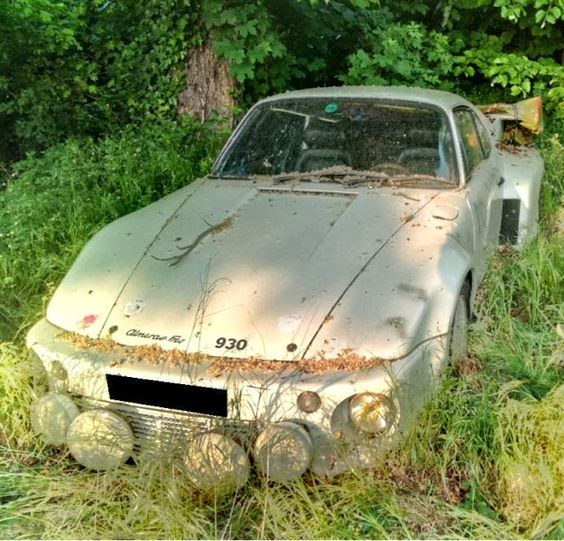 Photos de Porsche à restaurer - Page 40 Efff5f11