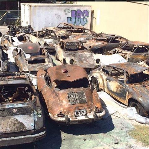 Photos de Porsche à restaurer - Page 6 Porsch39