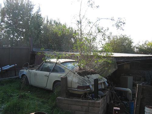 Photos de Porsche à restaurer - Page 5 Scrap910