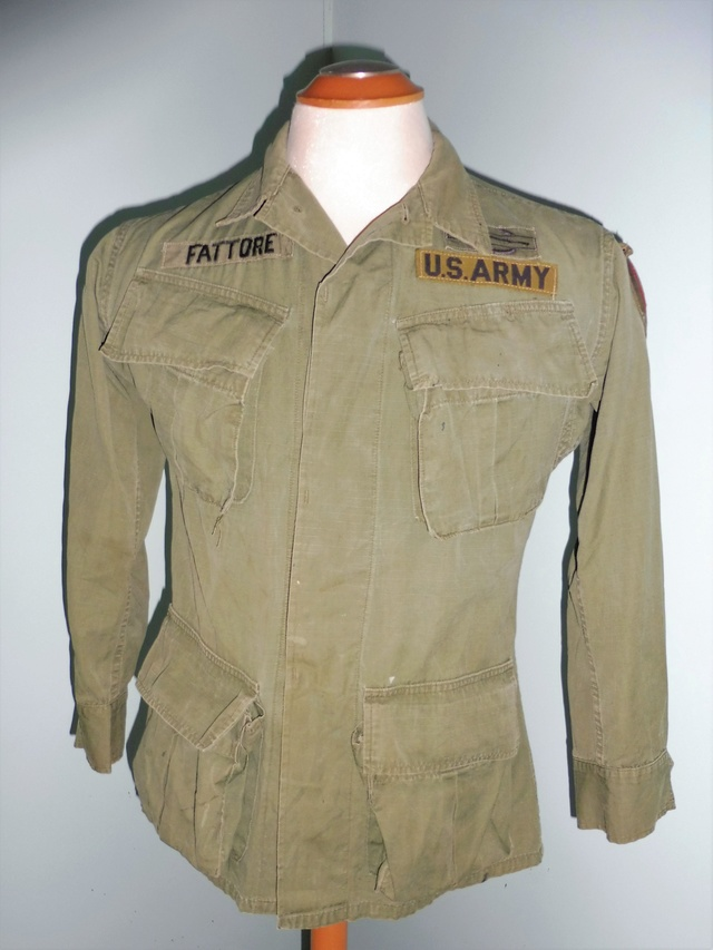 1st Division jungle jacket  with CIB Fattor10