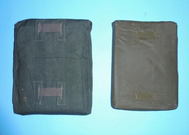 Early BW anti-gas sheet pouch  P1050210