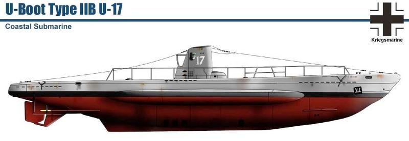 Sous-marins Allemands (Planches de Vincent Bourguignon). 168