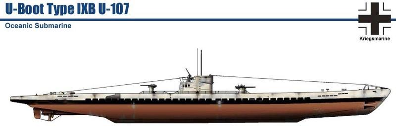 Sous-marins Allemands (Planches de Vincent Bourguignon). 366