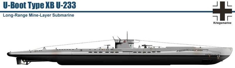 Sous-marins Allemands (Planches de Vincent Bourguignon). 461
