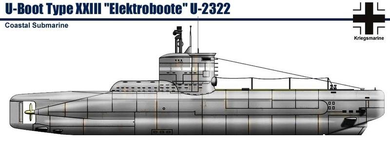 Sous-marins Allemands (Planches de Vincent Bourguignon). 753