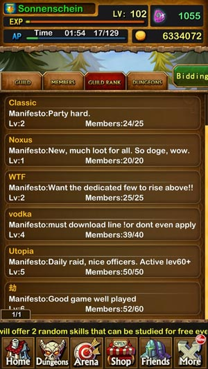 Quick guide - How the Guild works Guild-11