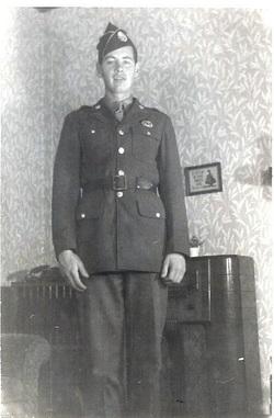 Pvt James F GREEN  92116910