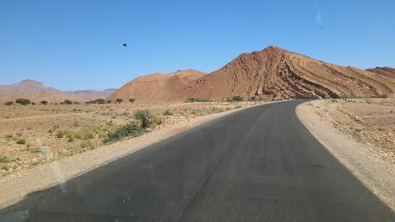 [Carburant, Routes, Police] route tafraout tata sans passer par ighem 20170312