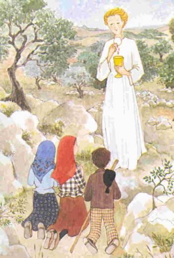Prions ensemble l'ange de la paix, comme Il nous l'a demandé à Fatima Ange_d10