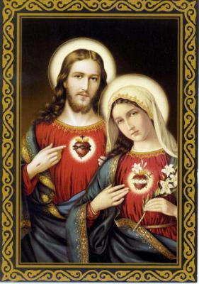 Prions ensemble l'ange de la paix, comme Il nous l'a demandé à Fatima - Page 2 Coeurs10