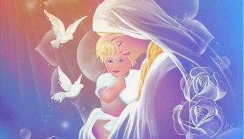 Bonne fête à toutes les mamans françaises Maman_12