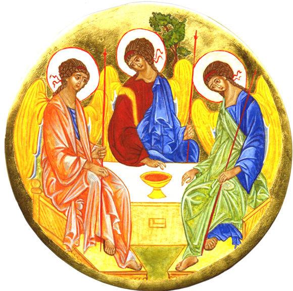Prions ensemble l'ange de la paix, comme Il nous l'a demandé à Fatima - Page 2 Trinit10