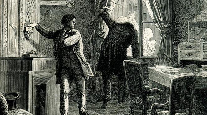 Edgar Allan Poe A551