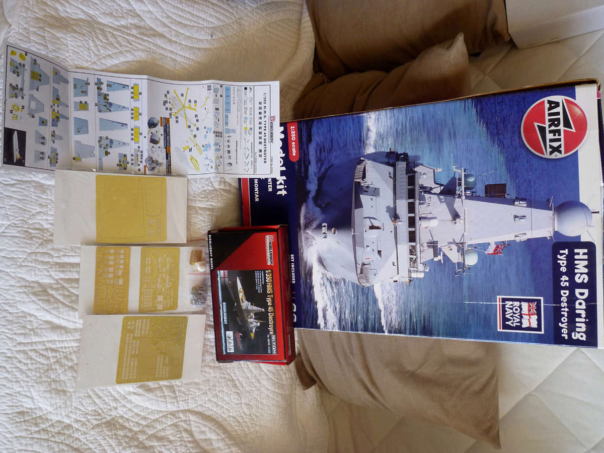 HMS DRAGON Destroyer Type 45 Airfix 1/350 + P.E Bigblueboy Hms_dr12