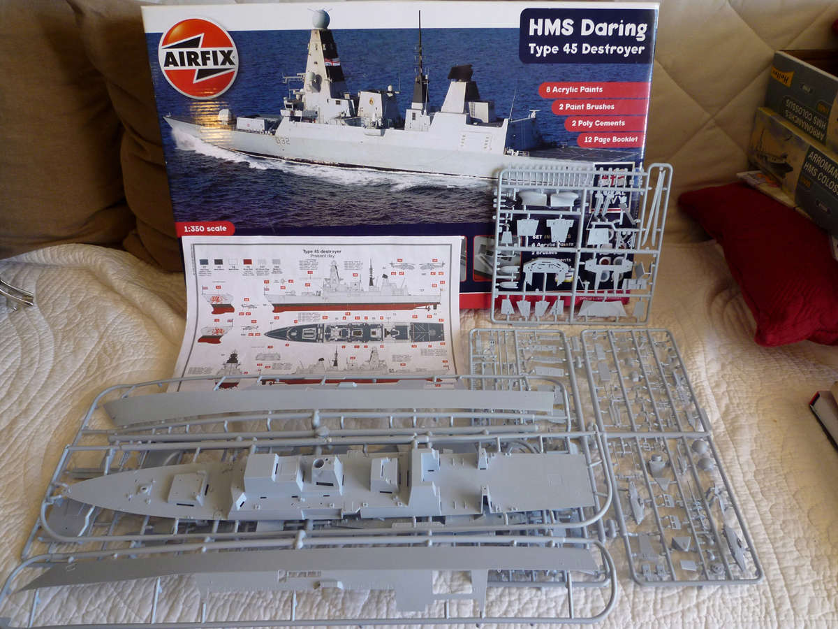 HMS DRAGON Destroyer Type 45 Airfix 1/350 + P.E Bigblueboy Hms_dr13