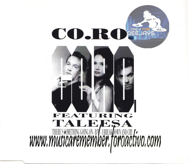 CO.RO. feat. Taleesa -There's Something Going On (MXCD)[1993]{FLAC} Fronta17