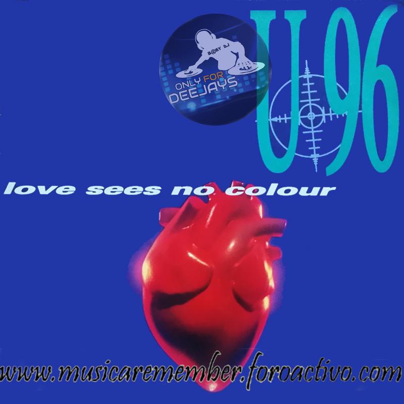 U96 - Love Sees No Colour (12' Vinil)[1993] Fronta30