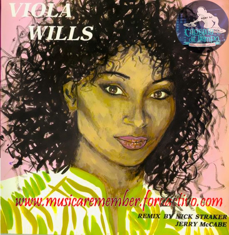 Viola Wills - Gonna Get Along Without You Now (12' Vinil)[1984] Fronta33
