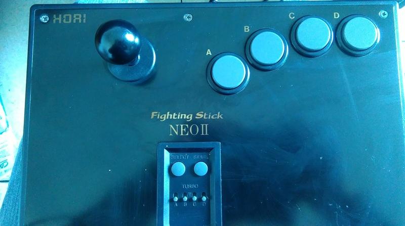 NeoGeo AES artefact image et plus si infinité  Imag0213