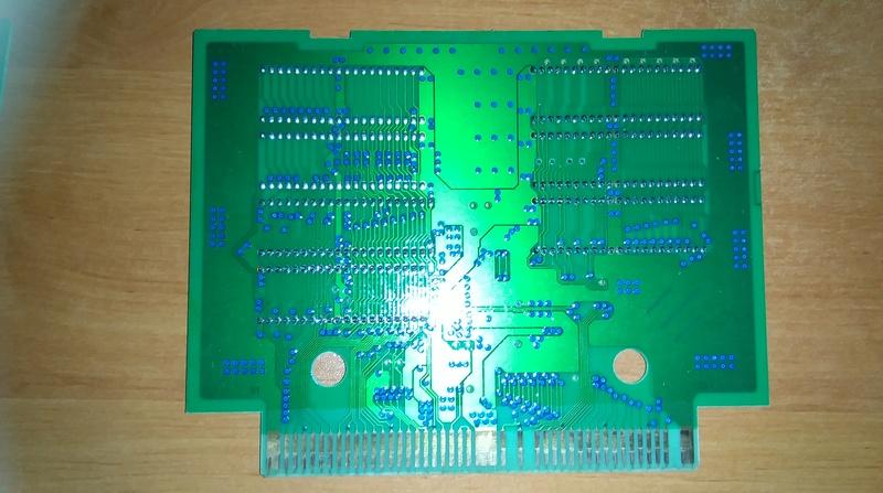 NeoGeo AES artefact image et plus si infinité  Imag0316