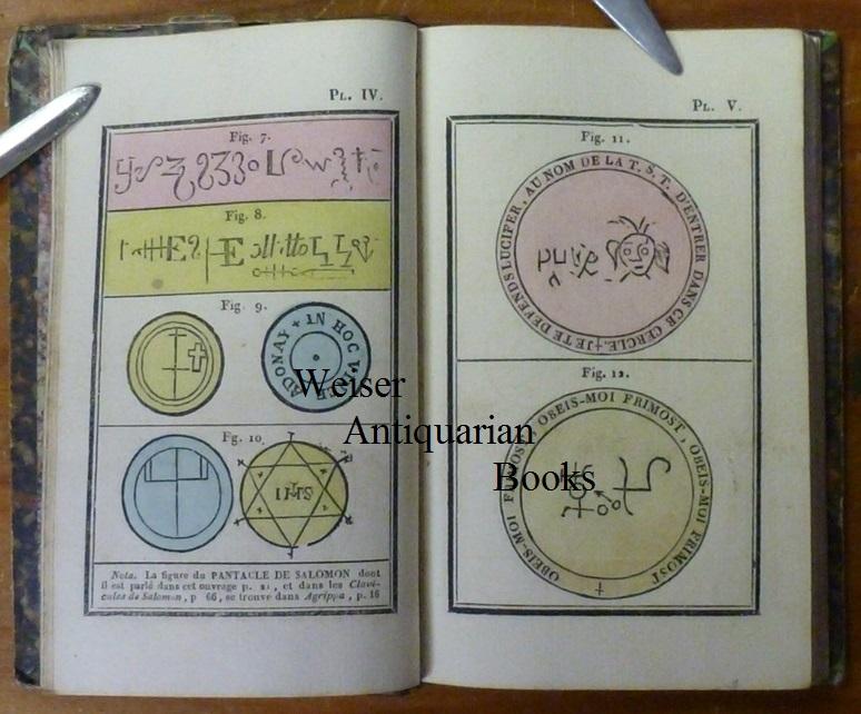 Alphabet thébain - Etudes des écritures dites magiques ainsi que leurs origines possibles I 51864c11