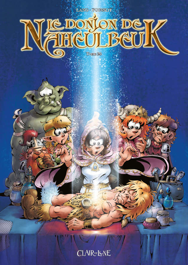 Le Donjon de Naheulbeuk, tome 20 Naheul10
