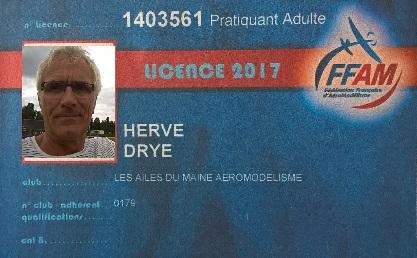concours F5J la Roche sur yon 25 juin Licenc19