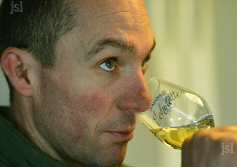 Guillaume Champliaud : « On comble le manque d'appellations avec plus de cuvées » La-for10