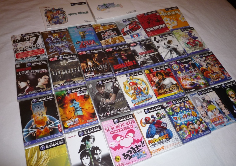 Collection de Gakeehl ! (MaJ SFC, FC, SNES) P1020320