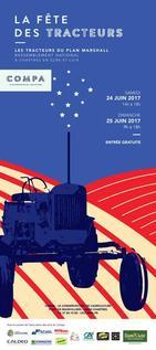 Fête du tracteurs '' le plan Marschall'' La-fet10