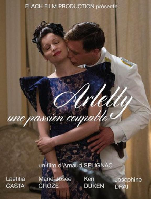 ARLETTY, UNE PASSION COUPABLE Affich10