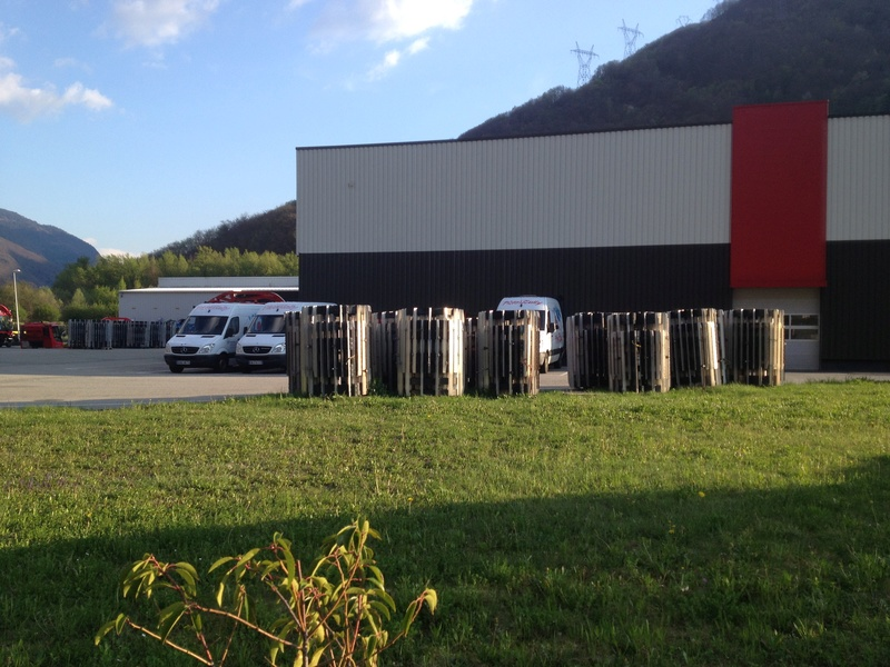 Pistenbully à Tours en Savoie - Kässbohrer ESE Img_5815