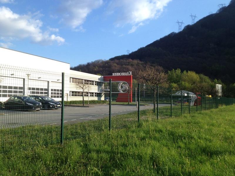 Pistenbully à Tours en Savoie - Kässbohrer ESE Img_5816