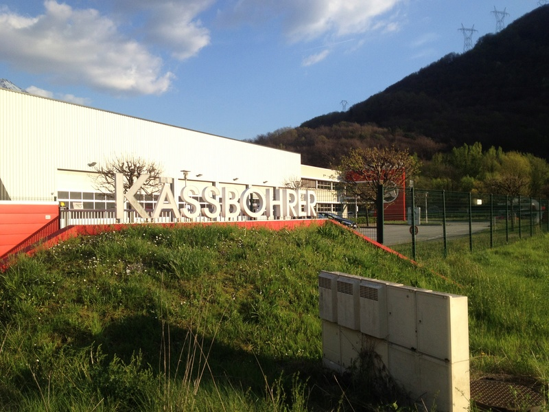 Pistenbully à Tours en Savoie - Kässbohrer ESE Img_5817