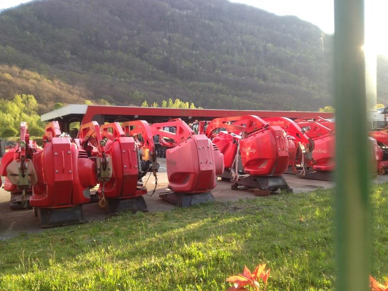 Pistenbully à Tours en Savoie - Kässbohrer ESE Img_5818