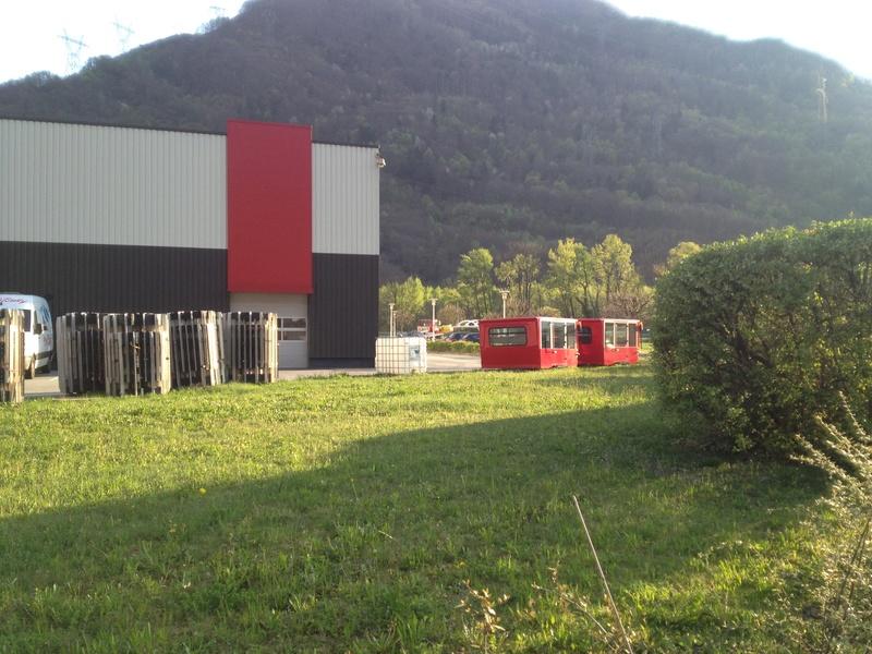 Pistenbully à Tours en Savoie - Kässbohrer ESE Img_5820