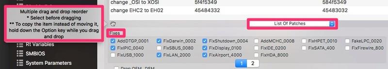 Clover Configurator Fixes10
