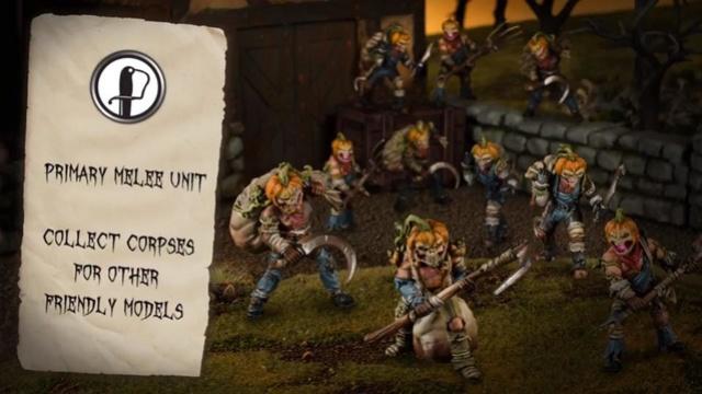 """Nouvelle faction hordes """"GRYMKIN"""" 16806610"""
