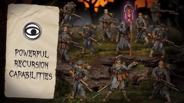 """Nouvelle faction hordes """"GRYMKIN"""" 16830610"""