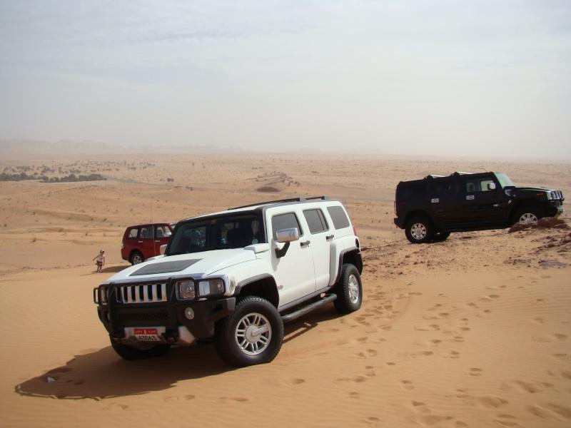 Hummer H2 aux Emirats Dsc01110
