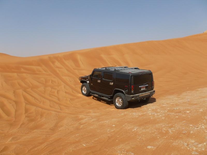 Hummer H2 aux Emirats P1000910