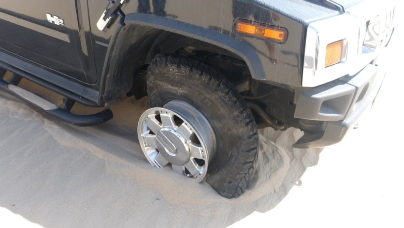 Hummer H2 aux Emirats P1030710