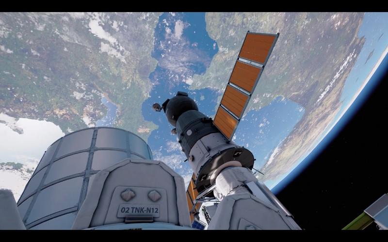 [Jeux] Home – A VR Spacewalk Soyouz10