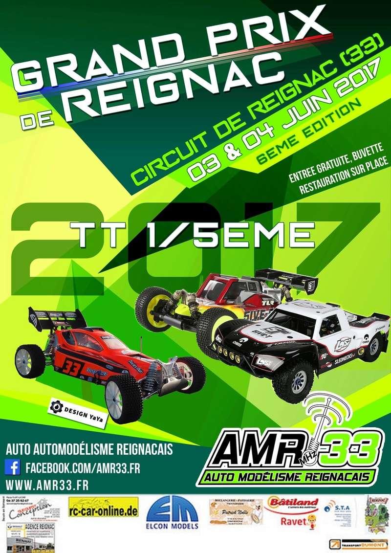 6ème Grand Prix TT1/5 à Reignac(33) Affich11