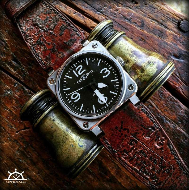 Feu de vos bracelets Bell&Ross - Tome IV - Page 42 Bracel12